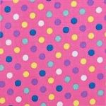 Ability World portable communication book pink spots